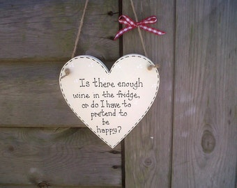 vintage shabby wooden heart
