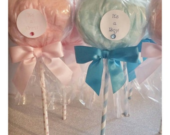 Is it a boy or is it a girl?  Have fun with your Gender Reveal 12 total