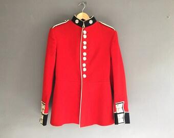 "1959 Coldstream Guards Uniform 38"" Chest"