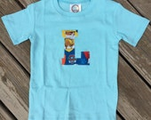 Paw Patrol Shirt, Outfit Personalized with letter or number