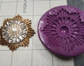 Sample sale : Jewel Brooch Mold