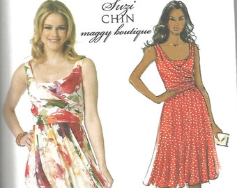 Butterick 5750 new and uncut size 6 - 14 womans dress
