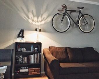 Minimal Bicycle Bike Wall Hanger Mount Storage Rack