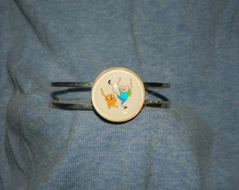 Adventure Time Jake and Finn Bracelet