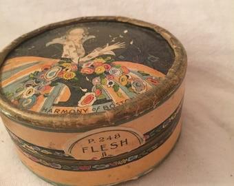 Harmony of Boston - Agma Zada complection powder collectible vanity box