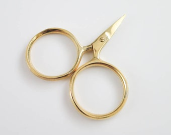 Embroidery Scissors   Sewing Scissors, Thread Snips, Cute Scissor for Embroidery, Cross Stitch, Quilting - Seaton (Kelmscott Designs)