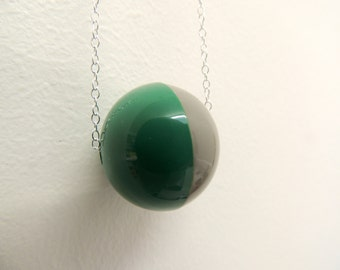 Poly Bead Necklace