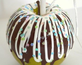 Fake Candy Apple Ornament Decoration