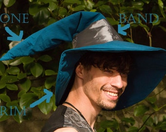 Custom Wizard Hat MADE TO ORDER