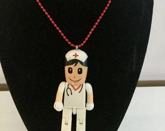 USB Nurse Necklace