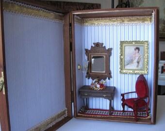 1800's Ladies Boudoir Room