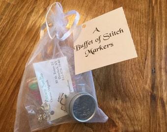 Buffet of Stitch Markers