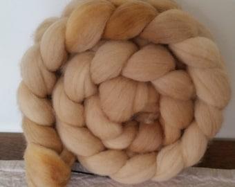 Wool Roving Sandstone 50g