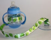 Sippy Cup Leash   Sippy Strap   Sippy Cup Strap Suction Cup   Bottle Tether   Sippy Cup Strap   Suction Sippy Strap   Frogs