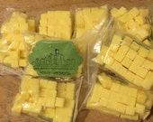 Lemon verbena 2 ounce mini tart melts