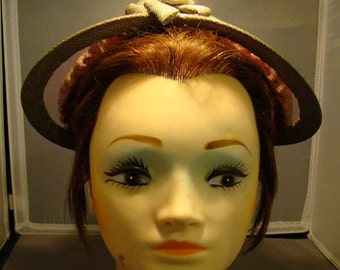 1930's  Bridesmaids hat.  Very cute and in great shape
