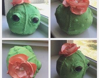 OOAK Cactus Fugget Art Doll