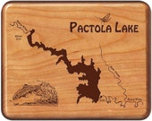 River Map Fly Box-PACTOLA...