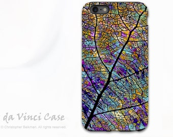Aspen Leaf iPhone 6 6s Case - Colorful Abstract iPhone 6s Case - Stained Aspen - Colorful Fall Leaf iPhone 6s Case by Da Vinci Case