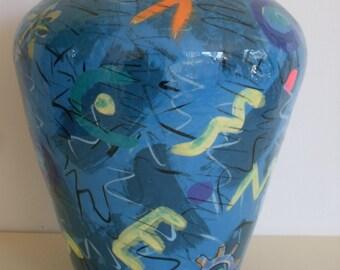 Unique Studio Pottery VASE