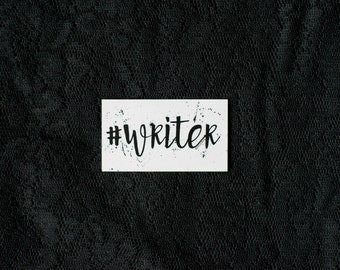 Writer - Sticker