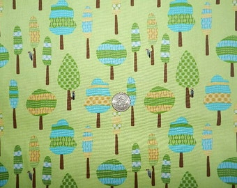 Roughing it by Laurie Wisbrun for Robert Kaufman  - Fabric By The Half Yard
