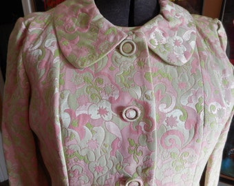 1960s Two-Piece Dress and Jacket