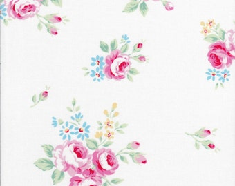 Lecien Flower Sugar Fall 2015  31270 10 - Rose Clusters - Japanese