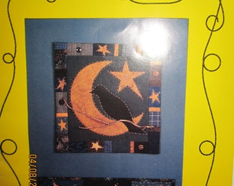The Blackbirdt/Stars inthe Night Wall Quilt Patterns