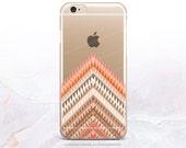 iPhone SE Geometric Clear Rubber Case iPhone 6S Plus Clear Case iPhone 6S Clear Rubber Case Samsung Galaxy S6 Clear Case S7 Edge Case U61