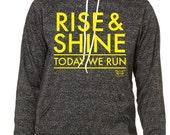 NEW Rise & Shine Hoodie - Black