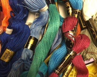 Embroidery Floss  Misc Colors