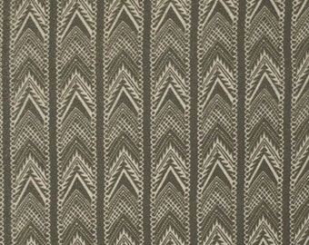 SALE Grey Fabric Felucca by Parson Gray Free Spirit Fabric Taupe Fabric Gray Fabric David Butler Anchor Herringbone Masculine Fabric