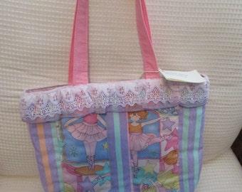 Girl's Dance Bag