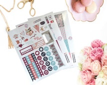 Planner Stickers, Beautiful, Mini Weekly Kit, ECP, Mini Kit