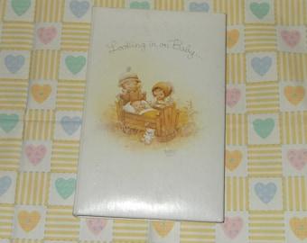 American Greetings Photo Baby Book vintage