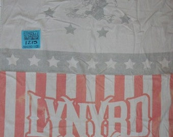 1990's Lynyrd Skynyrd Beach towel