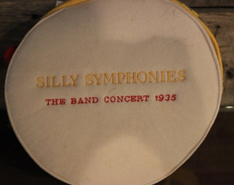 Silly Symphonies Band Concert 1935 Plush Toys
