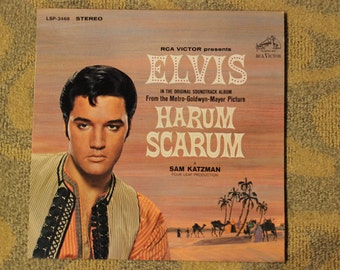 Elvis | Harum Scarum LSP-3468 STEREO