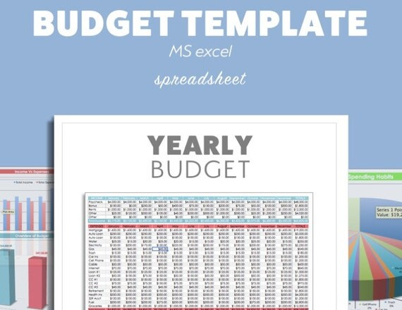 Excel Budget Planner Template Ms Microsoft Debt Budget