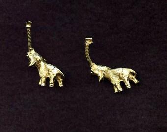 ART Elephant Pins