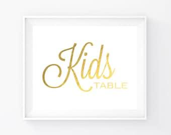 instant download gold foil guestbook sign 8x10. Black Bedroom Furniture Sets. Home Design Ideas