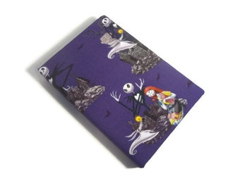 Nightmare Before Christmas Cover for SMALL Tablet Kindle Fire HD keyboard Nook Glo Galaxy Samsung Tab Nexus 7 and 8 inch Ipad Mini hard case