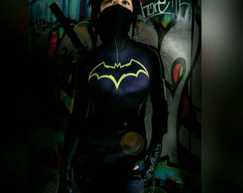Cassandra Cain Batgirl bodysuit