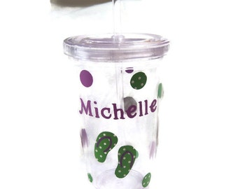 Personalized Drinking Cup