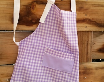 Child's Apron, 2 - 4 year old