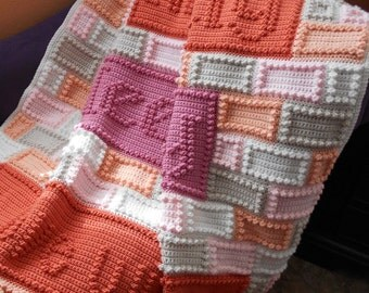 Finished blanket - TRULY