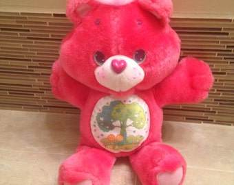 "Vintage ""Friends"" Care Bear 1991"
