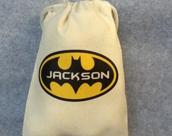 """15 batman party bags,  Superhero Party Favor Bags, Superhero Party, Batman party, 4""""x6"""""""