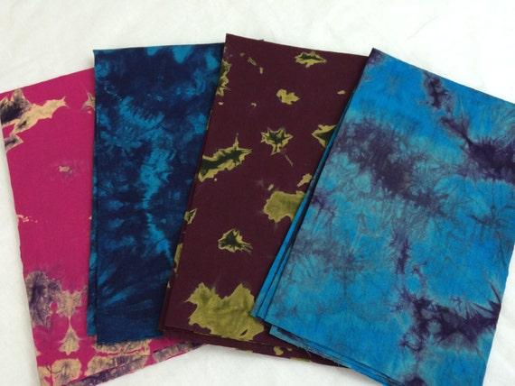 african tie dye batik fabricfat quarter. Black Bedroom Furniture Sets. Home Design Ideas